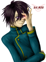 Lelouch of the Rebellion by anifanatical