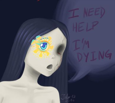 I need help by Isho13