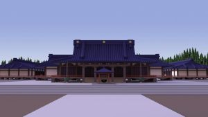 Ryuudou Front by AxiomDesign