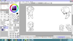Youtube Banner Wip by Chaos-Kat