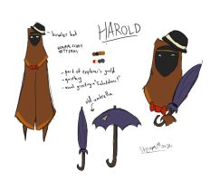 Harold Reference by SteamMouse