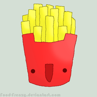 French Fries by Nomiiko
