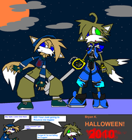 Halloween Costumes 1 by Firewarrior117