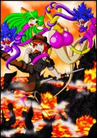 Jack and Keitie in Firelands by Animewave-Neo