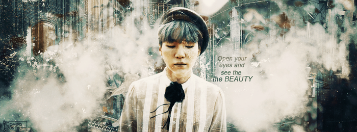 |COVERQUOTES| SUGA by minjawwiee