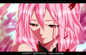 Happy Birthday | iamLunoire by AJM-FairyTail