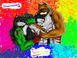 Friend Forever by Lickan-Nicol