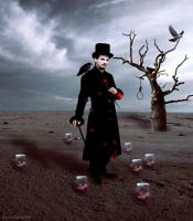 The collector of hearts by photoshoplovers-com