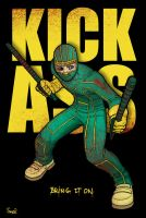 Kick-Ass -Feat Fooray- by Sno2