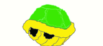 Mario Green Shell requested by NintendoJoshUp by mariofan2468