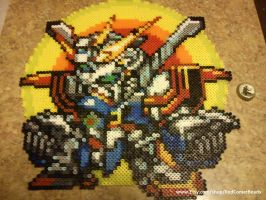 God Gundam by HaleysRedComet