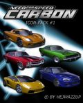 NFS Carbon Icon Pack 1 by hejwazzup