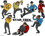 throw down dat beat mr spock by pintendo64
