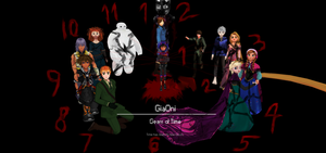 Project GiaOni [MMD]: Gears of Time Casts by DestinyWing