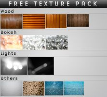 Free Texture Pack by MikeHamborg