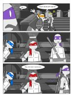 TMNT fan comic: Walks like an Angel part 22 by ActionKiddy