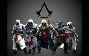 Assassin's Creed by thereanimatedunknown