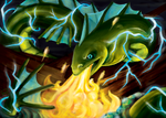 Sea Serpent: Winds of Fortune by kudos-praze