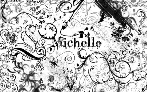 Name Walls - Michelle by ConceptJunkie124