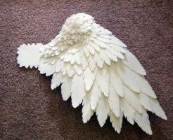 Cosplay Wings WIP3 by TheHarley