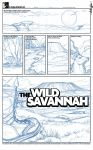The Wild Savannah P1 by el-douglas