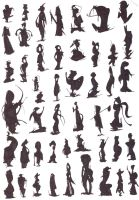 Silhouettes Page 0016 by Kasandra-May