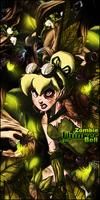 ThinkerBell Zombie by TH3M4G0
