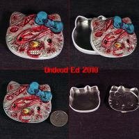 Hello Zombie Kitty Tin FULL by Undead-Art