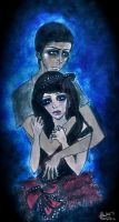 Peter and Alice by dewlashes