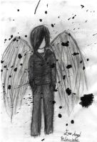 emo angel by tishtish11