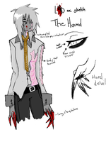L4D oc - The Hound by Alucard9407