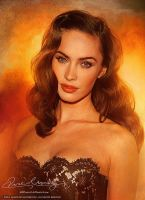 Hot Like Fire - Megan Fox 1 by Amro0