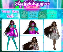 Starlight Miracle Ranger Done by CKNelson