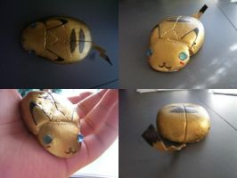Pika-scarab by LolaKills