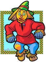 Scarecrow Square Dance C by EJJS