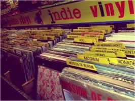 Indie Vinyl by C-Money