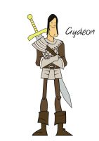 Gydeon by Guinicius