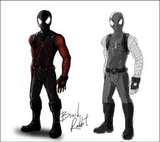 Spidey 2.0 by BrushRabbit