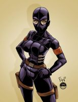 Jinx GIJoe - FC Commish by EryckWebbGraphics