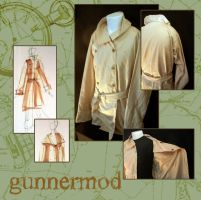 Gunner Coat Modified by Sooim