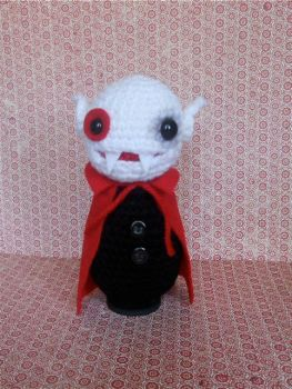 Little Lord of the Vampires by missdolkapots