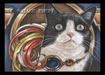 Bejeweled Cat 51 by natamon