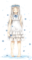 Forget Me Not by uixela