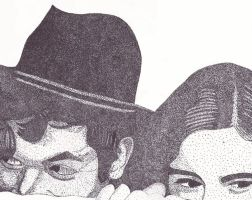 Stippling Project by christianna93