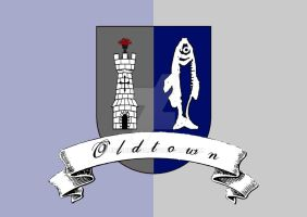 Coat of Arms Oldtown by engineerJR