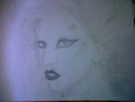 Born This Way draw by me by DontCallMeEve