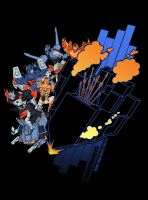 lost light by morgenty