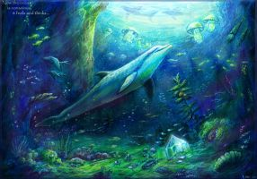 Now the Ocean is Conscious... by Liris-san