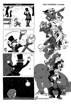 PL Anthology Bouquet to the Future - P1 by zillabean