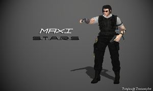 Maxi S.T.A.R.S (Re-Updated) by bstylez